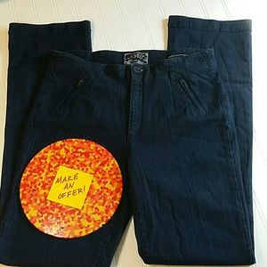 NYDJ Dark Denim Jeans Women's size 10